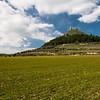 Sardinia, Italy: Las Plassas Castle, situated on Medio Campidano region near Barumini.