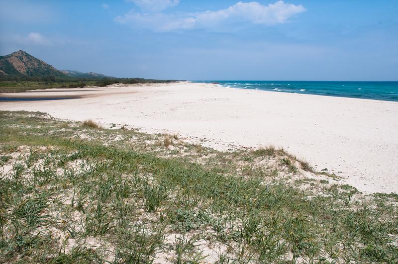 Sardinia, italy: Siniscola: Bechida beach - Sardegna, Siniscola: la spiaggia di Berchida