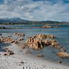 Sardinia, Italy:  Capo Comino beach, near Siniscola - Sardegna, spiaggia di Capo Comino, nei pressi di Siniscola