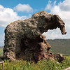 "Sardinia, Italy: the ""Elephant Rock"" natural monument"