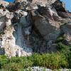 "Sardinia, Italy: Castelsardo, old fortress ""Castello dei Doria""."