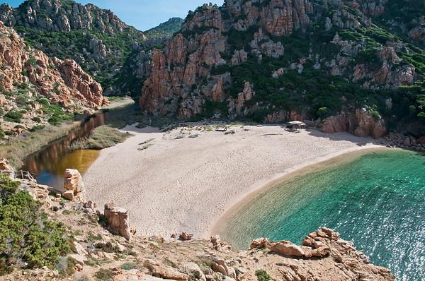 Sardinia: Costa Paradiso