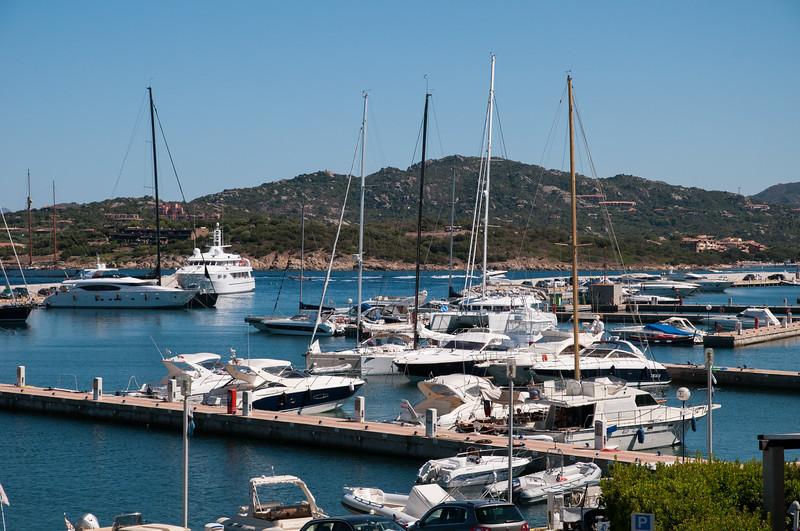 Olbia: porto turistico di Portisco