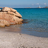 Sardinia, Italy: Costa Smeralda, Capriccioli beach. Spiaggia di Capriccioli.