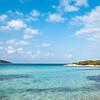Sardinia, Italy: Costa Smeralda, Pevero beach - Costa Smeralda, spiaggia del Pevero