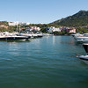 Sardinia, Italy: Harbour of Porto Cervo Marina at summer.