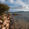 Sardinia, Italy: beautiful bay in Costa Smeralda