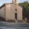 Aggius: chiesa d'Itria