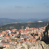 Sardinia, Italy: view of Calangianus - Sardegna, Calangianus: veduta del paese