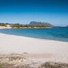 Sardinia, Italy: Golfo Aranci, Cala Sassari beach. - Sardegna, Golfo Aranci, spiaggia di Cala Sassari