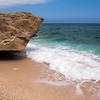 Sardinia, italy: Orosei gulf,  Cala Mariolu beach. - Sardegna, Golfo di orosei, spiaggia di Cala Mariolu, spettacolare caletta dalle acque di colore turchese intenso, accessibile solo via mare.