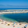 Cala Gonone, località turistica nel golfo di Orosei