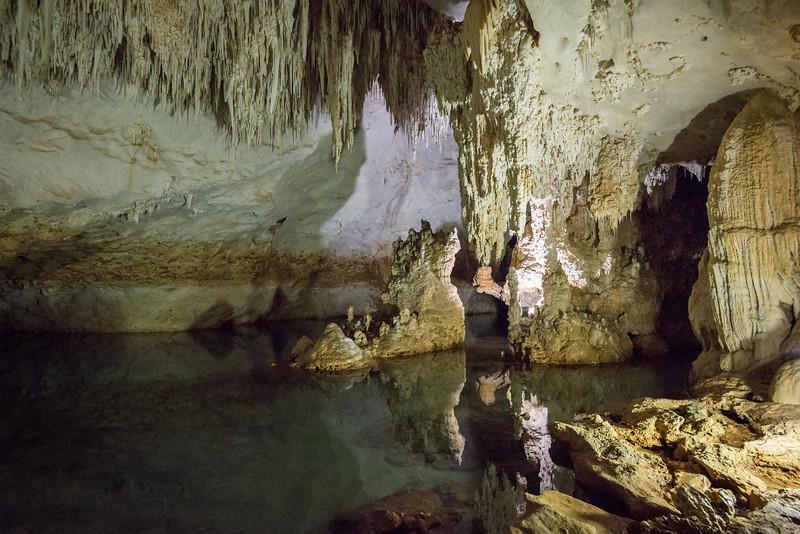 Sardinia: Bue Marino caves, near Dorgali. [ITA] Grotte del bue Marino, nei pressi di Dorgal, raggiungibili solamente in barca dopo un breve tragitto da Cala Gonone. EDITORIAL USE ONLY.