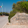 Porto Rotondo: la roccia che segna l'ingresso della famosa località turistica