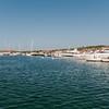 Olbia: Porto Rotondo - il porto turistico