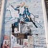 "Sardinia, Italy: mural paintings ""murales"" in Orgosolo - Sardegna, Orgosolo, murales"