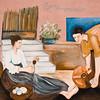 "Sardinia, Italy: mural paintings ""murales"" in Orgosolo"
