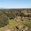 """Sardinia, Italy: Sedilo, """"Iloi"""" nuragic complex - Sardegna, Sedilo, Villaggio nuragico Iloi."""