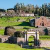 Sardinia, Italy: Sedilo, San Costantino sanctuary.