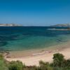Sardinia, Italy: Palau. Porto Faro bay. Palau, Porto Faro, bellissima insenatura affacciata sull'arcipelago della Maddalena