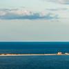 La Spiaggia di Spalmatore di Terra sull'isola di Tavolara.