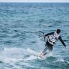 Posada, kite surf sulla spiaggia Orvile