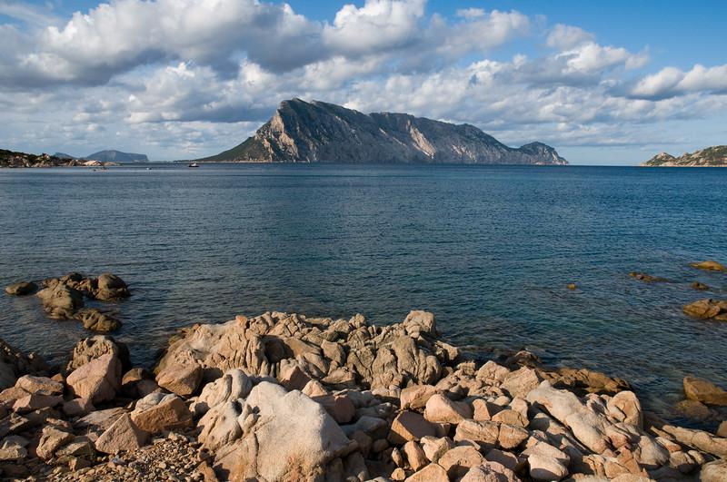 Sardinia, Italy: San Teodoro, Cala Girgolu bay.