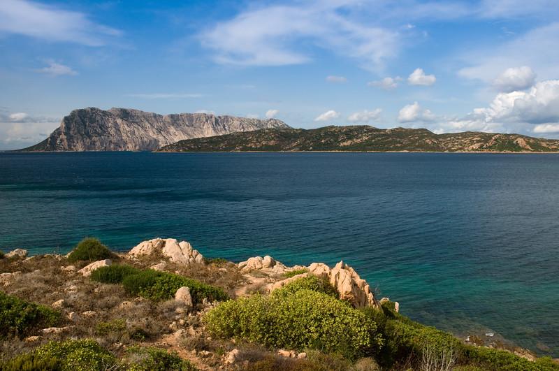 Sardinia, Italy: San Teodoro, Capo Coda Cavallo.