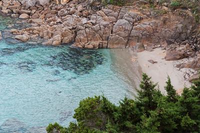 Sardinia, Italy: Cala Spinosa Bay, near Santa Teresa Gallura - (ITA) Sardegna, Santa Teresa Gallura: Cala Spinosa, nei pressi di Capo Testa