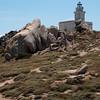 Sardinia, Italy: Santa Teresa Gallura, lighthouse of Capo Testa - Sardegna: Santa Teresa Gallura, faro di Capo Testa