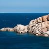 Sardinia, italy: Cliff of Cala Spinosa, near Santa Teresa Gallura. -  Sardegna, Santa Teresa Gallura: Scogliera di Cala Spinosa, nei pressi di Capo Testa