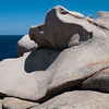 Sardinia, Italy: cliffs of Capo Testa bay -  Sardegna: Santa Teresa Gallura, le rocce di  Capo Testa
