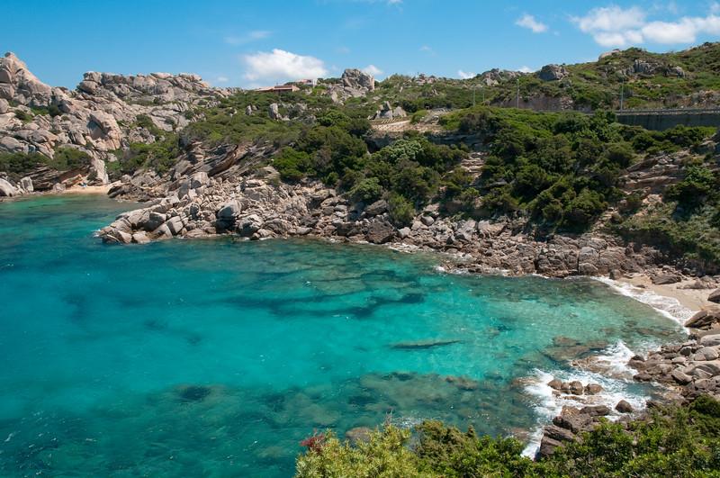 Sardinia, Italy: Cala Spinosa bay, near Santa Teresa Gallura - Santa Teresa Gallura: Cala Spinosa, nei pressi di Capo Testa