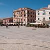 Santa Teresa Gallura: la piazza principale