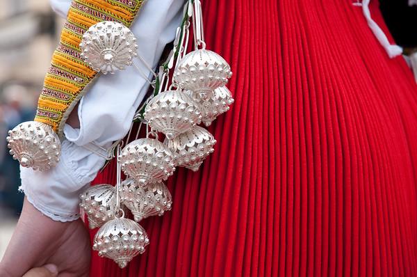 Sardegna tradizioni: Sassari, Cavalcata Sarda