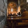 Sardinia, Italy: internal view of Saccargia Church, near Codrongianos, Sassari region - Sardegna: Chiesa (Basilica) di Saccargia, nei pressi di Codrongianos, Sassari