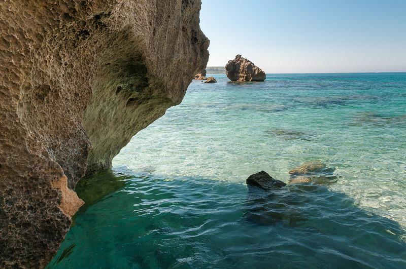 Cabras, penisola del Sinis: spiaggia di San Giovanni di Sinis