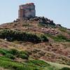 Penisola del Sinis: torre di San Giovanni di Sinis.
