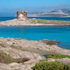 Sardinia, Italy: Capo Falcone and the spanish tower in Stintino - Sardegna, Capo Falcone e la torre  spagnola della Pelosa