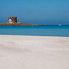 Sardinia, Italy: Capo Falcone and the spanish tower in Stintino - Sardegna, spiaggia La Pelosa a Stintino