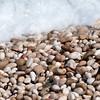 Ciottoli sulla spiaggia dell'Isola di Tavolara