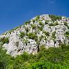 Dorgali, Sardinia (Italy). Supramonte's mountains, between Oliena and Dorgali. Lanaitto valley.