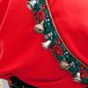 Sardinia, Italy: traditional carnival masks - Maschere tradizionali della Sardegna: dettaglio del costume degli Issohadores di Mamoiada.