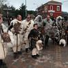 Maschere tradizionali della Sardegna: Sa Facciola Meanesa, Meana Sardo