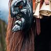 Sardinia, Italy: traditional carnival masks - Maschere tradizionali della Sardegna: Mamuthones di Mamoiada