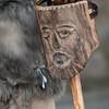 Sardinia, Italy: traditional carnival masks / Maschere tradizionali della Sardegna