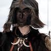 Sardinia, Italy: traditional carnival masks - Maschere tradizionali della Sardegna: sos Corriolos di Neoneli