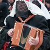 Sardinia, Italy: traditional carnival masks - Maschere tradizionali della Sardegna: Maschera a Gattu di Sarule