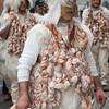 Sardinia, Italy: traditional carnival masks - Maschere tradizionali della Sardegna: Sos Cotzulados di Cuglieri