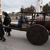 Sardinia, Italy: traditional carnival masks - Maschere tradizionali della Sardegna: Sos Corrajos di Paulilatino